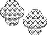 Fill/Vent Mesh Chamber Filter (Stainless Steel) for Midmark - Ritter MIF062