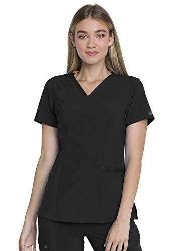 Dickies EDS Essentials - Camiseta con cuello en V para mujer