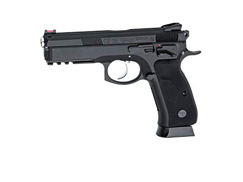 CEZKA SBROJOVKA cz75 sp-01 Shadow Full Metal scarrellante Green Gas