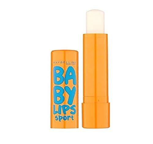 Baume à lèvres BABY LIPS SPORT - Seas the Blue