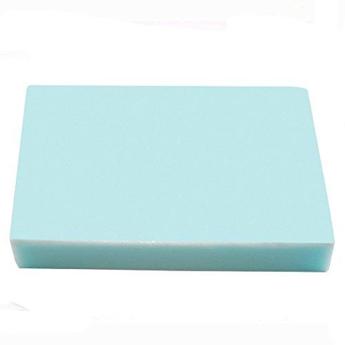 Seifenprofis Gießseife Rohseife Glycerinseife - Baby Blau - 5 kg
