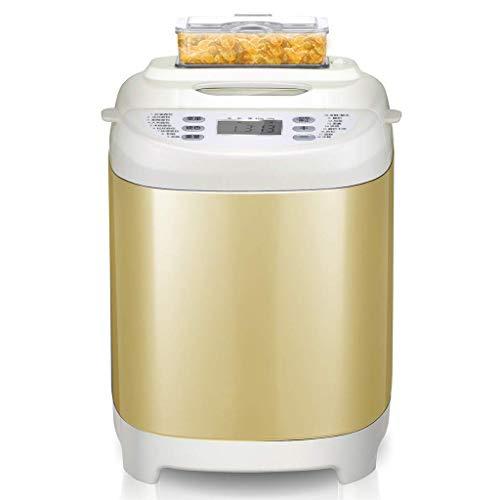 WSAND Brot maschinen- Compact Brotbackautomat, programmierbare automatische Brotmaschine Multifunktions Brot-Hersteller