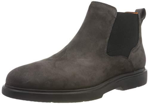 Stonefly Herren Truman Nubuk Chukka Boots, Grau (Magnet Gray 08w), 43 EU