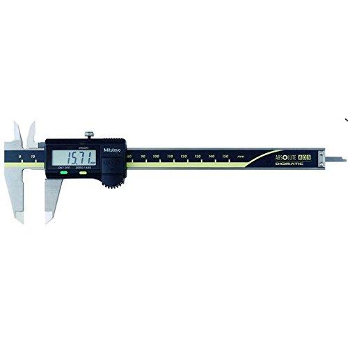 Digital Messschieber Mitutoyo Digimatic 150 mm ABSOLUTE AOS 500-181-30 Datenausgang: nein Tiefenmaß: flach Aktionspreis gültig bis 31.01.2017, Gewicht: 0.16