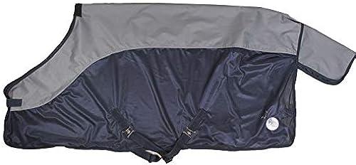 HKM 4057052403699 Combi-6995 Couverture Anti-Mouches Bleu gris 155