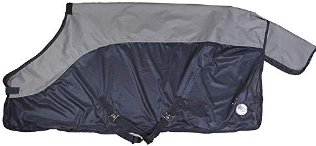 HKM 4057052403637 Combi-6995 Couverture Anti-Mouches Bleu gris 95