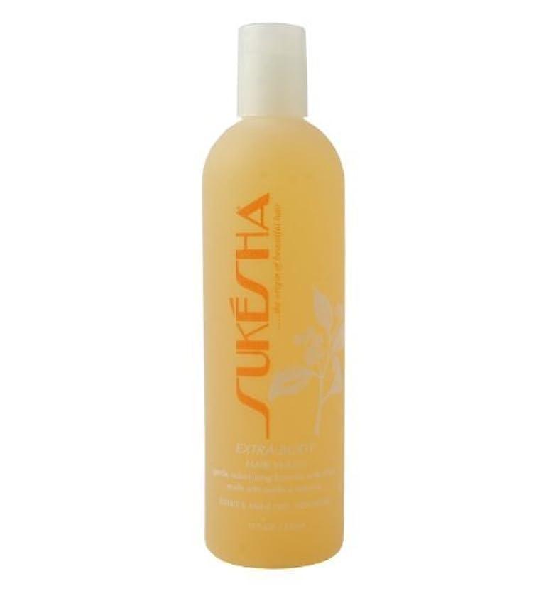 開拓者名誉うまくいけばSukesha Extra Body Hair Wash 12 oz by Sukesha [並行輸入品]