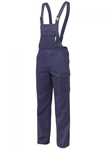 siggi Salopette Blu da Lavoro Art New Extra dalla TG 46 alla 64 100% Cotone