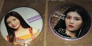 クォン・ウンビ Kwon Eun Bi [第1弾 缶バッジ 2種コンプ] IZ*ONE アイズワン 「Vampire」POP-UP STOREコラボグッズ SHIBUYA109...