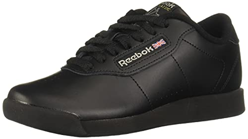 Reebok Princess, Zapatillas Mujer, Negro (Black 001), 39 EU