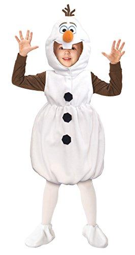 Disney Frozen Costume - Olaf Costume /Snowman Costume Child S Size