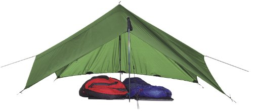 Exped Scout Tarp Extreme Tent, Green