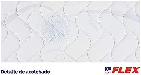 FLEX Colchón muelles continuos Habana, 90 x 190 cm