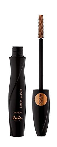 Catrice Cosmetics Lala Berlin Orange Mascara Glam & Doll Nr. C01 Orange Punk Inhalt: 10ml Wimperntusche für starke in Szene gesetzte Wimpern in einem starken Orange. Mascara