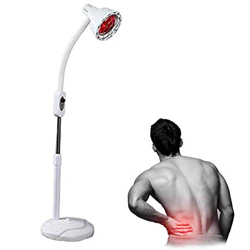 Review Of TDP Infrared Therapy Heat Lamp Physical Hyperthermia Lamp Adjustment Manual Timing Tempera...