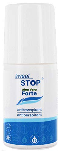 SweatStop® - Aloe Vera Forte Roll On - 50 ml