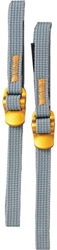Sea to Summit Buckle Accessory Straps 10MM/1M (Grey/Yellow)