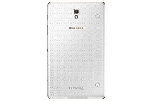 """Samsung Galaxy Tab S T705, Display 8,4"""" LTE WI-FI, Bianco [Italia]"""
