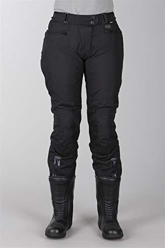 IXS Tromsö Damen Textilhose schwarz, Größe DS