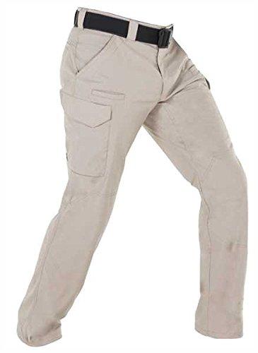 First Tactical Velocity Tactical Pantalon Noir, 38/36