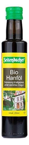 Seitenbacher -   Bio Hanf Öl rein