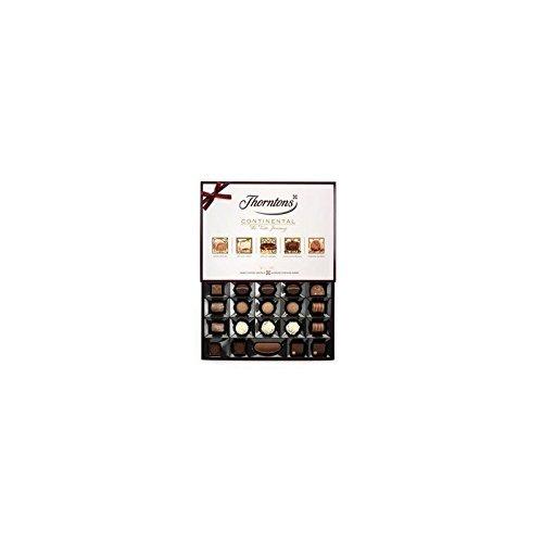 Thorntons Regalo del cioccolato continentale Collection (284g) (Confezione da 6)