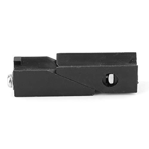Oumefar Z013 Accessoire de Fente de Connexion en Plastique à dégagement Rapide connecteur Poussoir Droit pièce de rainure en Queue d'aronde pour campeurs pour laveuses à Pression