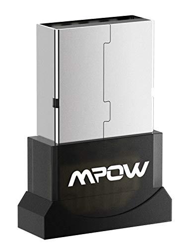 avis dongle bluetooth professionnel Mini adaptateur de dongle sans fil Bluetooth Mpow USB Clé USB Bluetooth4.0 pour PC Windows…