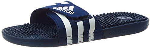 adidas Damen Marathon Tech Dusch-& Badeschuhe, Blau (Azuosc/Ftwbla/Azuosc 000), 50 EU