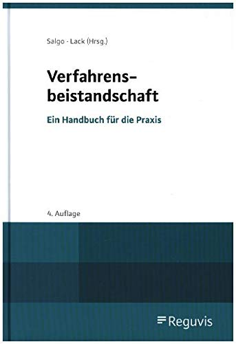 Verfahrensbeistandschaft: Ein Handbuch für die Praxis