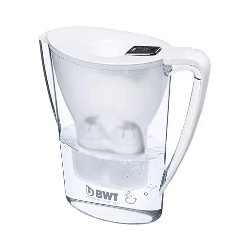 BWT Caraffa Filtrante Modello Penguin 2,7 L + 1 cartuccia filtrante