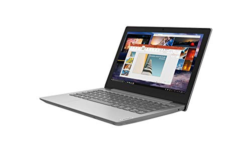 Lenovo IdeaPad 1 11'' Laptop (AMD Processor, 4GB RAM, 64GB Storage, Windows 10S) - Platinum Grey