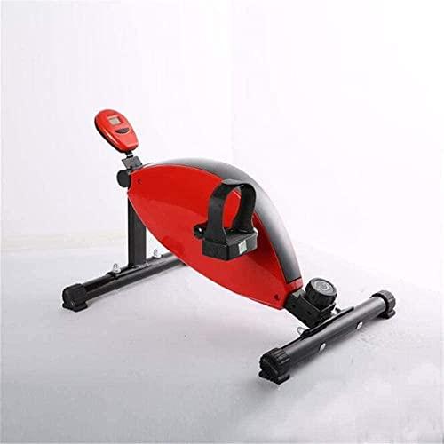 MAGNETORESISTIVO moto sportiva bici pieghevole pigro fitness a casa con sedile posteriore (aggiornamento)