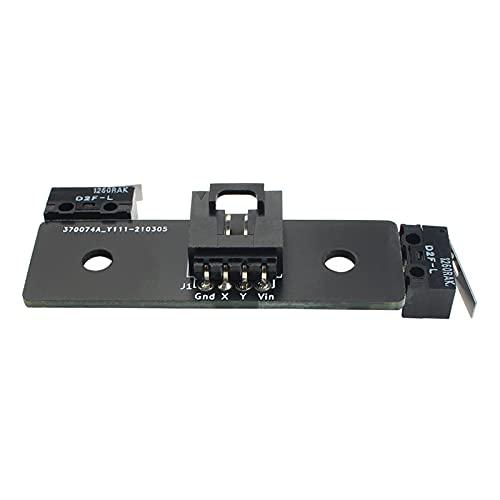 Harilla Reemplazo de tarjeta de interruptor de límite mecánico para Voron V2.4 Endstop 3D impresora piezas de reparación reemplazar