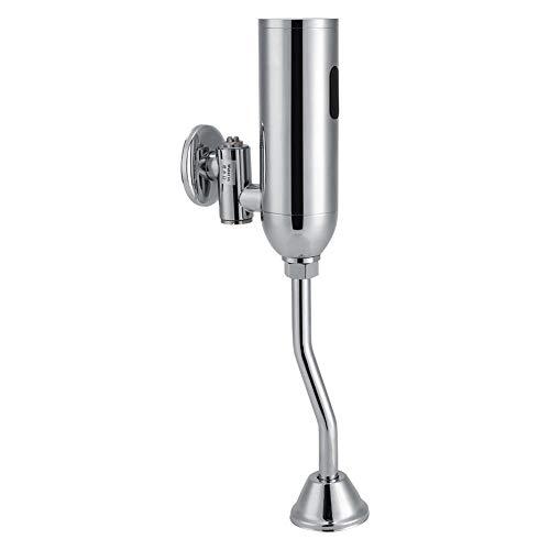 VIFERR Urinario Inteligente Grifo, Latón Montado en la Pared de Baño de Infrarrojos Inteligente Aseo Sensor Automático de Grifo Urinario Hunting Pared WC