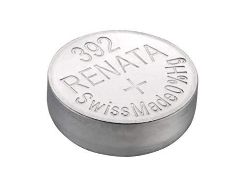 Renata 392 Silberoxyd Uhrenbatterie SR41W