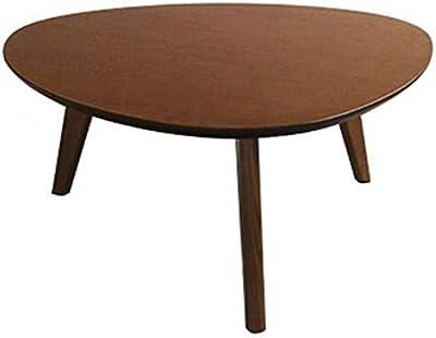FJFZDZ Living Room Table, Learn Painting Coffee Laptop Desk, Housewares Breakfast Leisure Hardwood Desk, 2020 New xu Z8D1Z6 (Color : Brown)