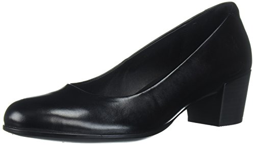 ECCO Women's Shape M 35 Dress Pump, Black, 39 EU / 8-8.5 US