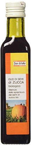 Fior di Loto Olio di Semi di Zucca - 250 gr