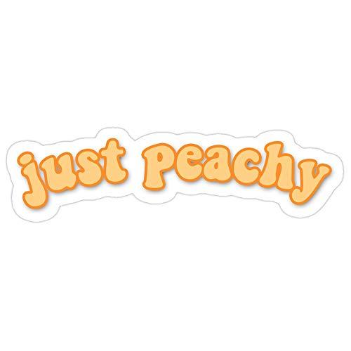 Vijk kor Just Peachy Pegatinas (3 Piezas/Paquete)
