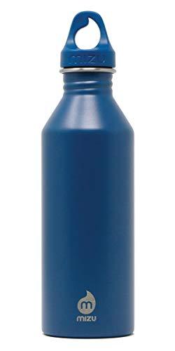 Mizu Life M8 Trinkflasche, Ocean Blau, 750 ml