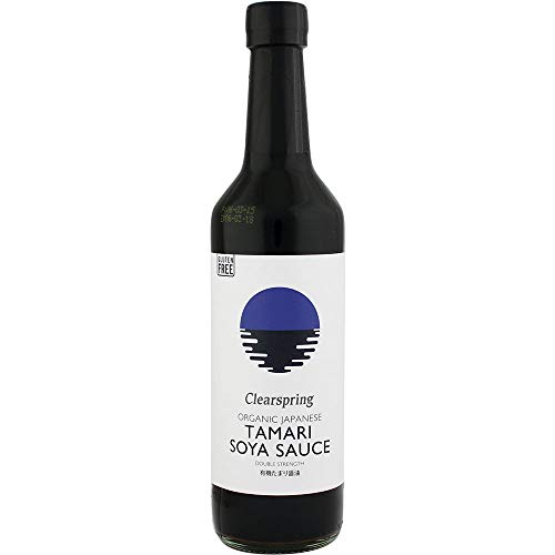 Clearspring biologique 500ml de sauce tamari