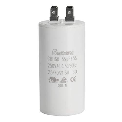 BlueNatHxRPR 55 MFD Garage Door Opener Capacitor Compatible for Liftmaster 30B532