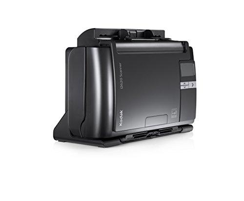 Kodak i2620 Scanner - DIN A4 Dokumenten-Scanner mit 60 Blatt pro Minute, duplex, 100 Blatt Dokumenteneinzug und Barcode