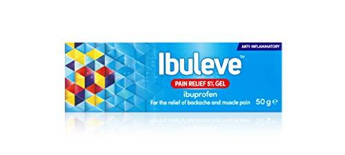IBULEVE Pain Relief 5% Gel, 50g