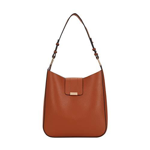 Parfois - Taschen Beutel Pu Einfarbig Camel - Damen - Größe L - Camel