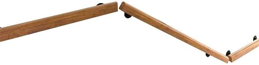 ピアース健康的ブラシWI.JU.H 手すりコンプリートキット、パイン滑り止め階段手すり、ホーム幼稚園老人は屋内と屋外のヴィラロフト病院の廊下ソリッドウッド手すり (Size : 10feet)