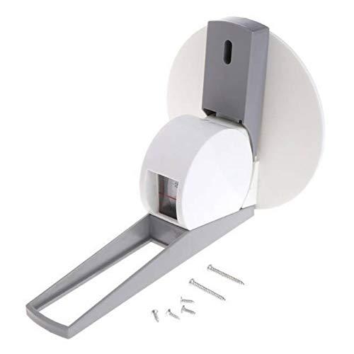 Regla de medición de altura para estadiómetros, de 0 a 220 cm, para montar en la pared, cinta métrica de altura, dispositivo de medición de altura para niños (0 a 220 cm)