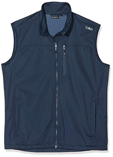 CMP Gilet Light Softshell 30a9317 Veste Homme, Cosmo, 48