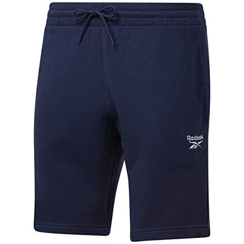 Reebok Ri Ft Short Herren-Shorts, Herren, Kurze Hose, GJ0630, Blau (Vecnav), M
